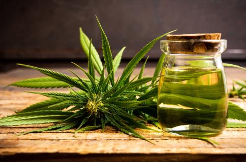 CBDa Cannabinoid